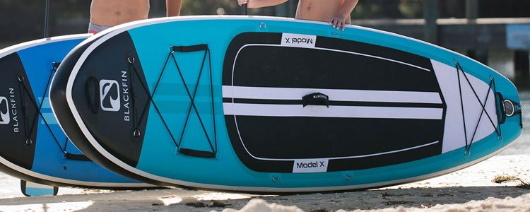 BLACKFIN Model X Inflatable Paddle Board