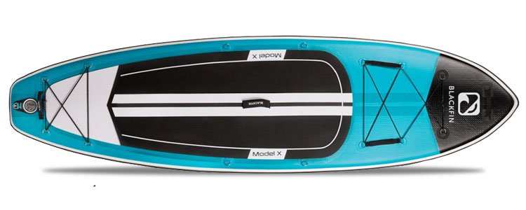 BLACKFIN Model X SUP Review