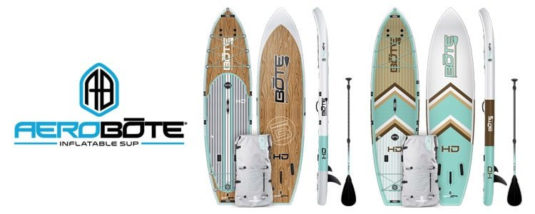 BOTE AeroBOTE Inflatable Paddle Boards