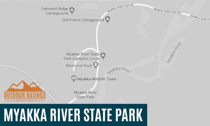 Camping Myakka River State Park