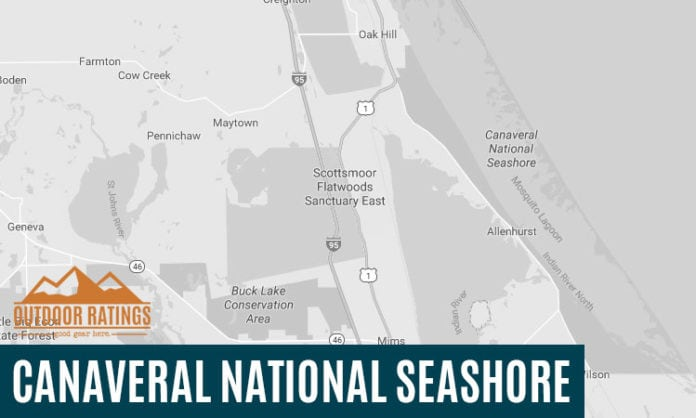 Canaveral National Seashore Camping