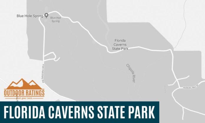 Florida Caverns State Park Camping