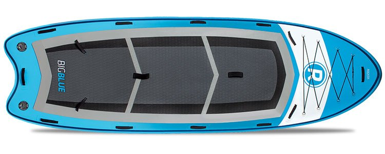 iROCKER BIG BLUE SUP Board