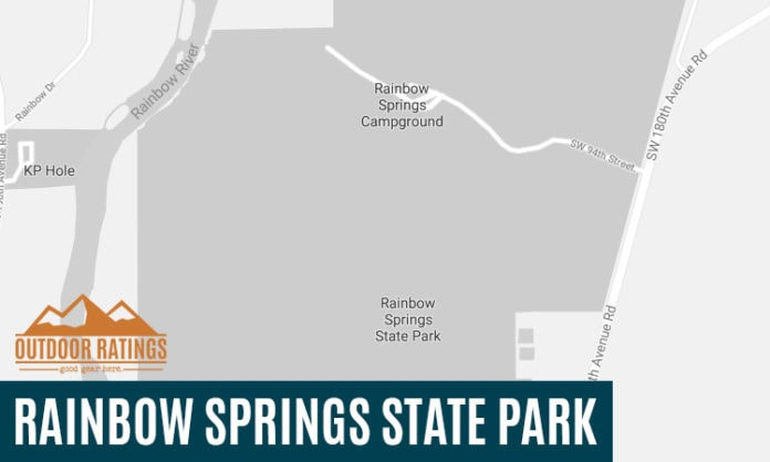 Rainbow Springs State Park Campgrounds
