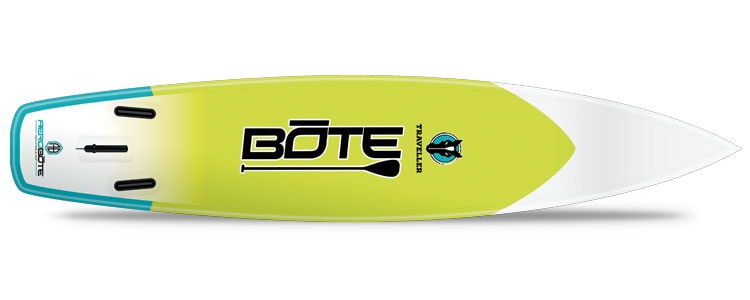 BOTE Traveller Aero Bottom