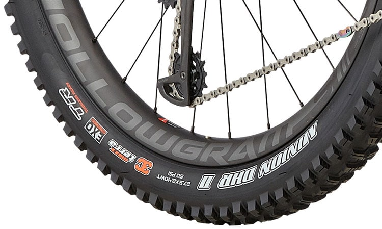 Cannondale Jekyll 1 27.5 Tires