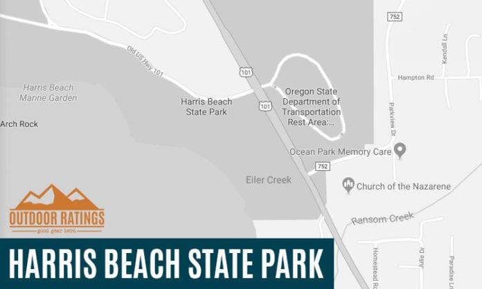 Harris Beach State Park Camping