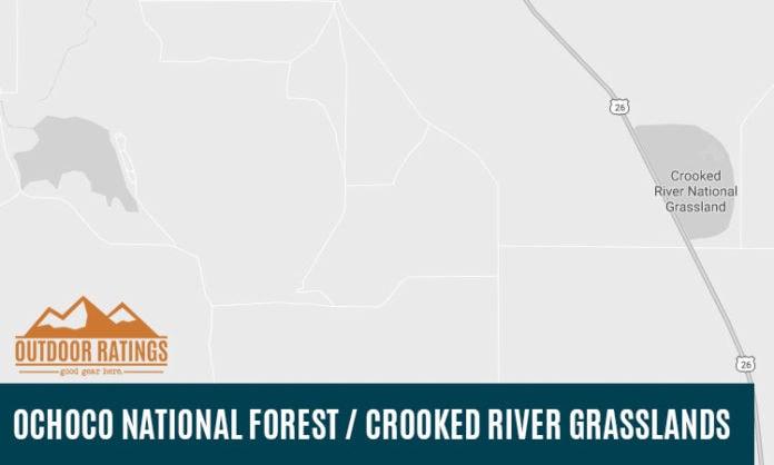 Ochoco National Forest / Crooked River Grasslands