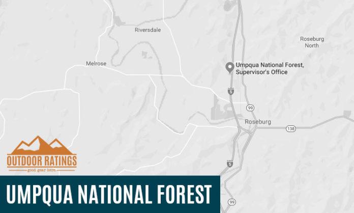 Umpqua National Forest Camping