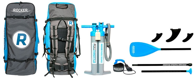 iROCKER SUP Accessory Bundle
