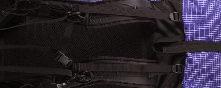 ULA Circuit Backpack Straps