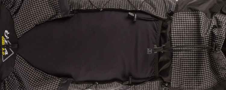 ULA Ohm 2 Backpack Front