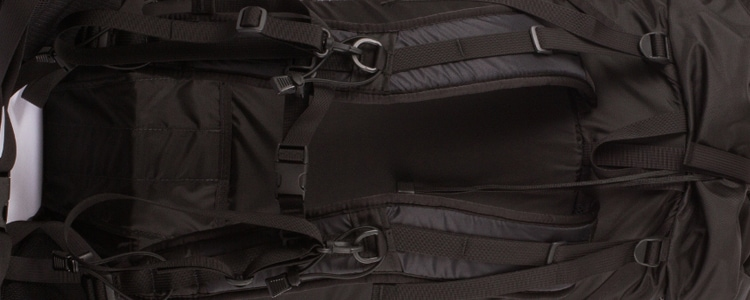 ULA Ohm 2 Backpack Straps