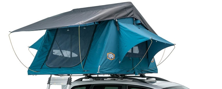 Tepui Blue Kukenam 3 Roof Top Tent