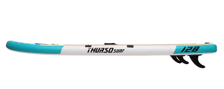 THURSO Tranquility SUP Fitness Board Rails