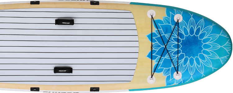 Tranquility Paddle Board Top