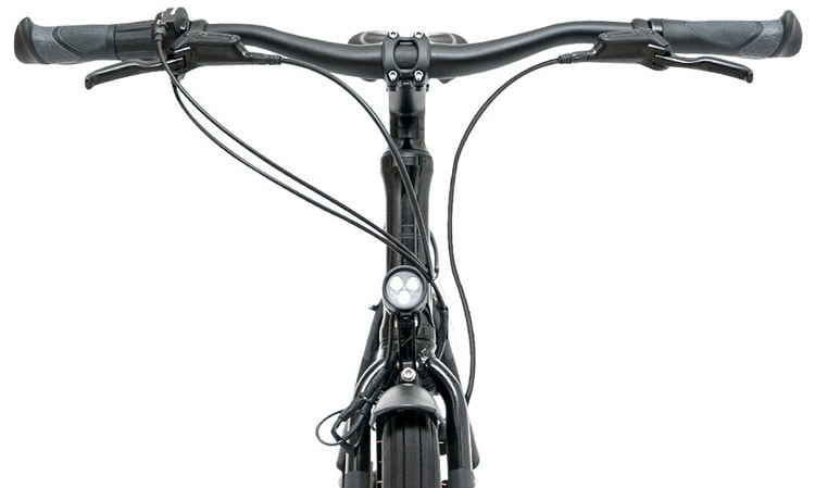 Priority 600 Bike Front