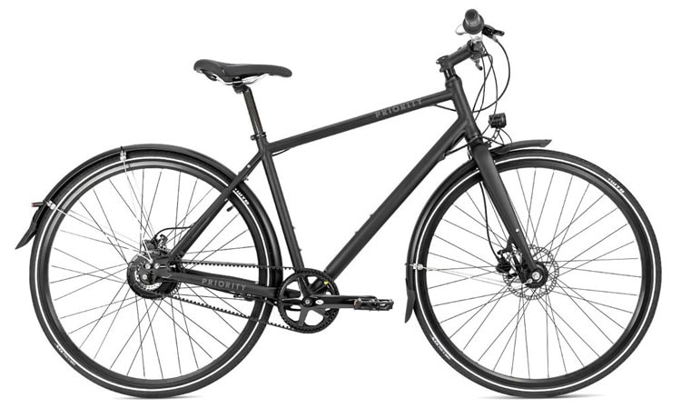 Priority Continuum Onyx Bicycle